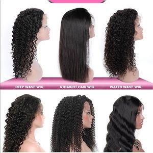 Other - Human hair wigs